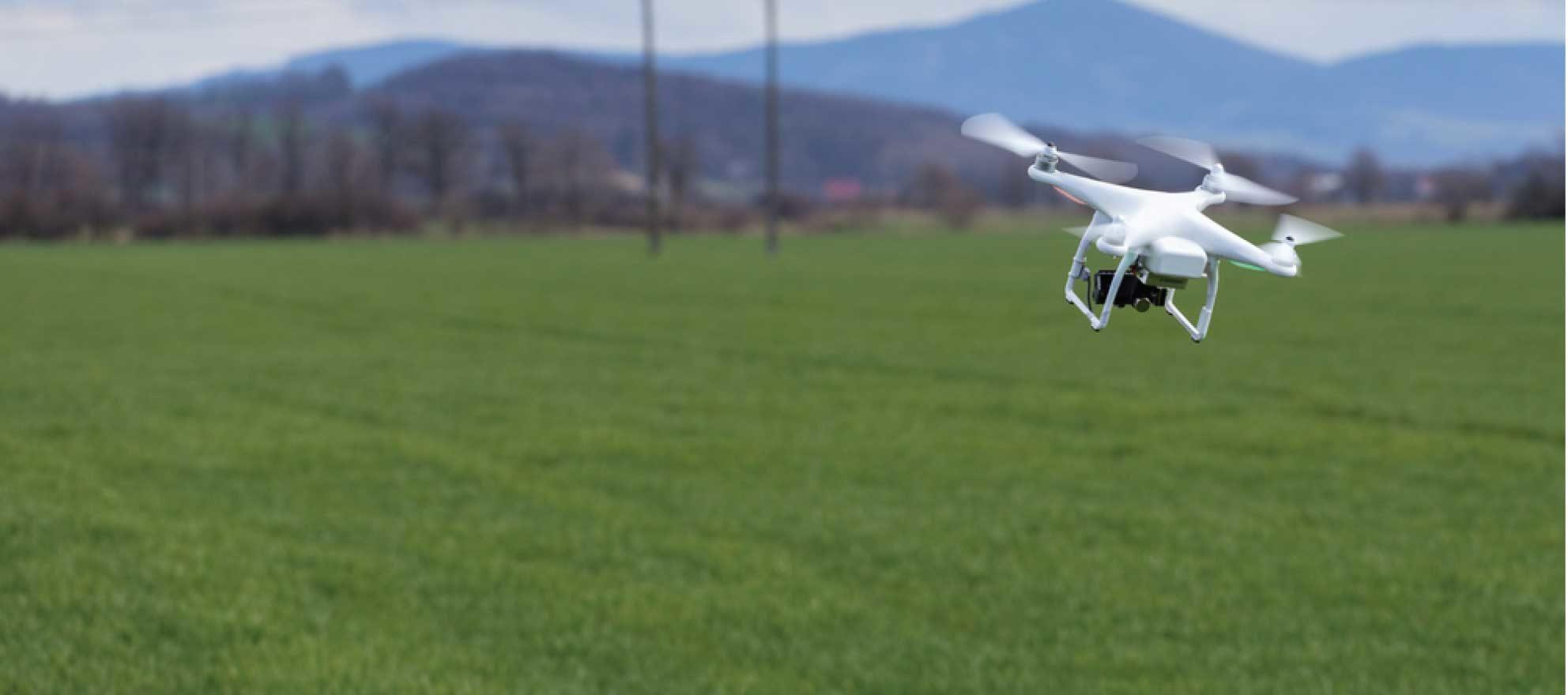 25 spectacular aerial vistas captured by drones