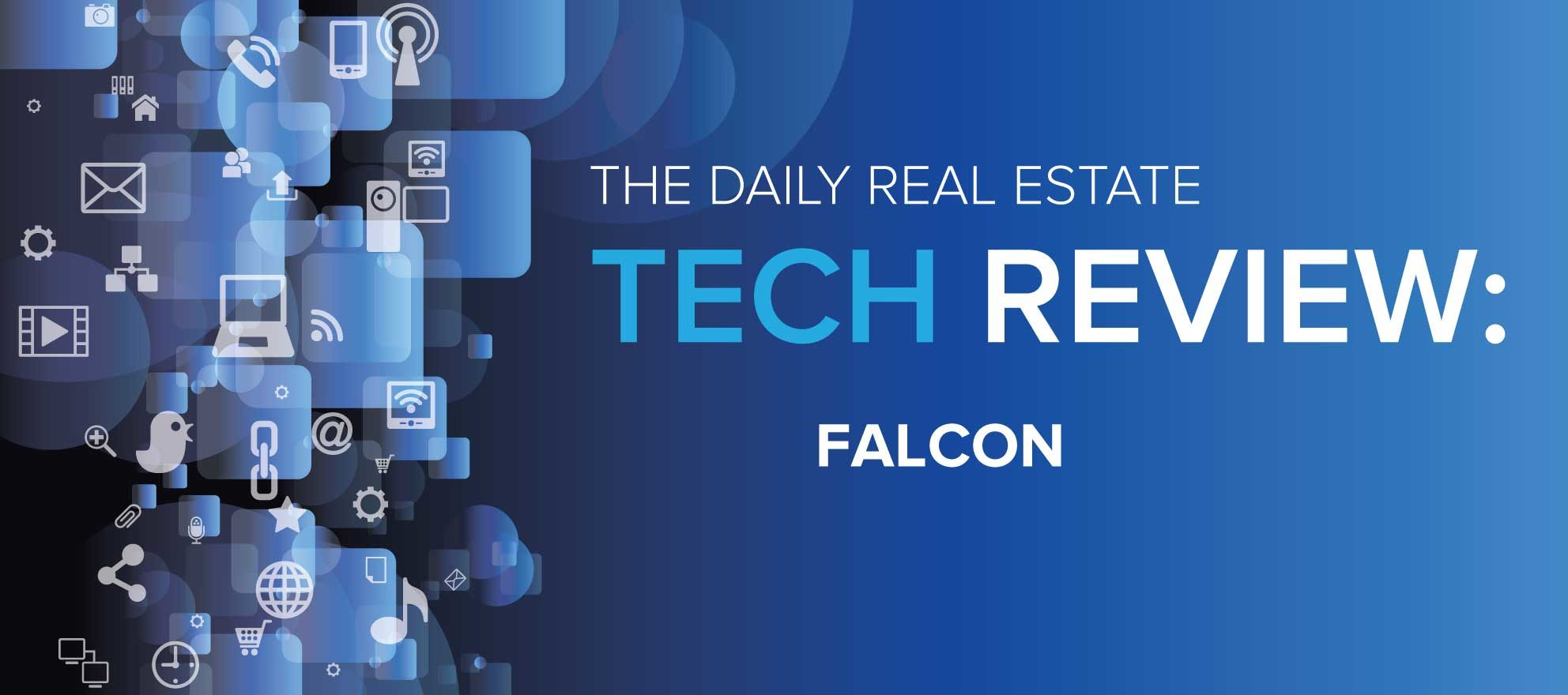 Falcon flies in from Copenhagen to offer another way to manage social marketing