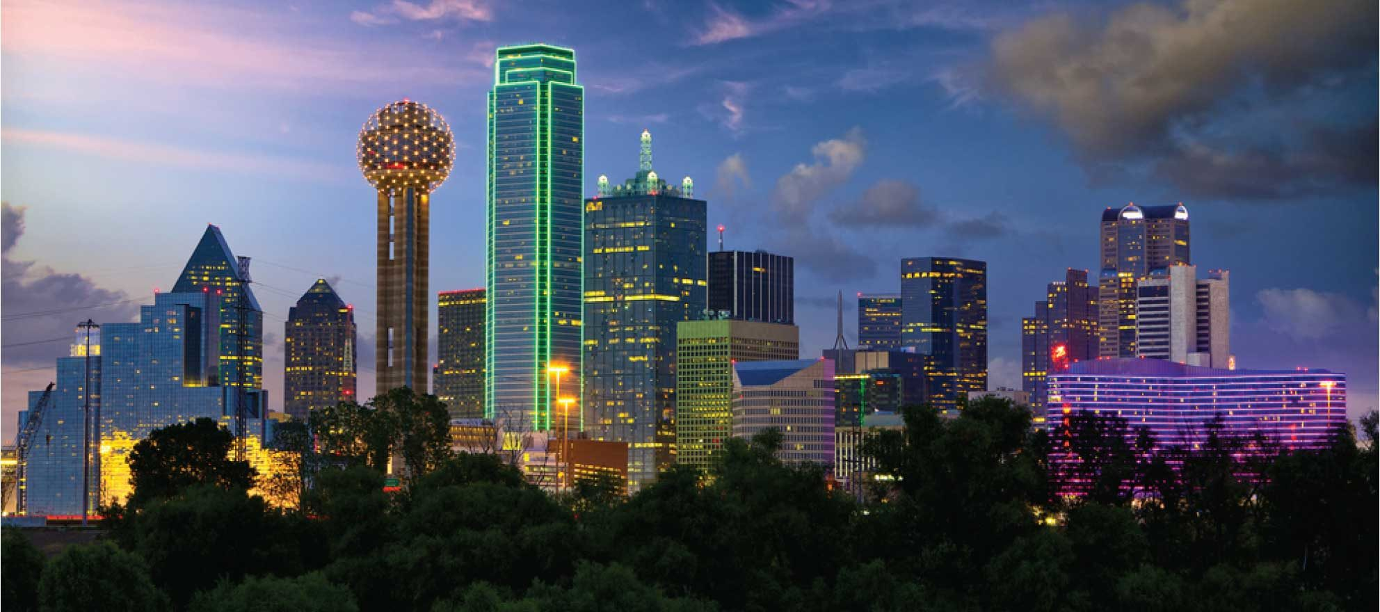 Fastest-growing markets in the U.S. are in the South and West