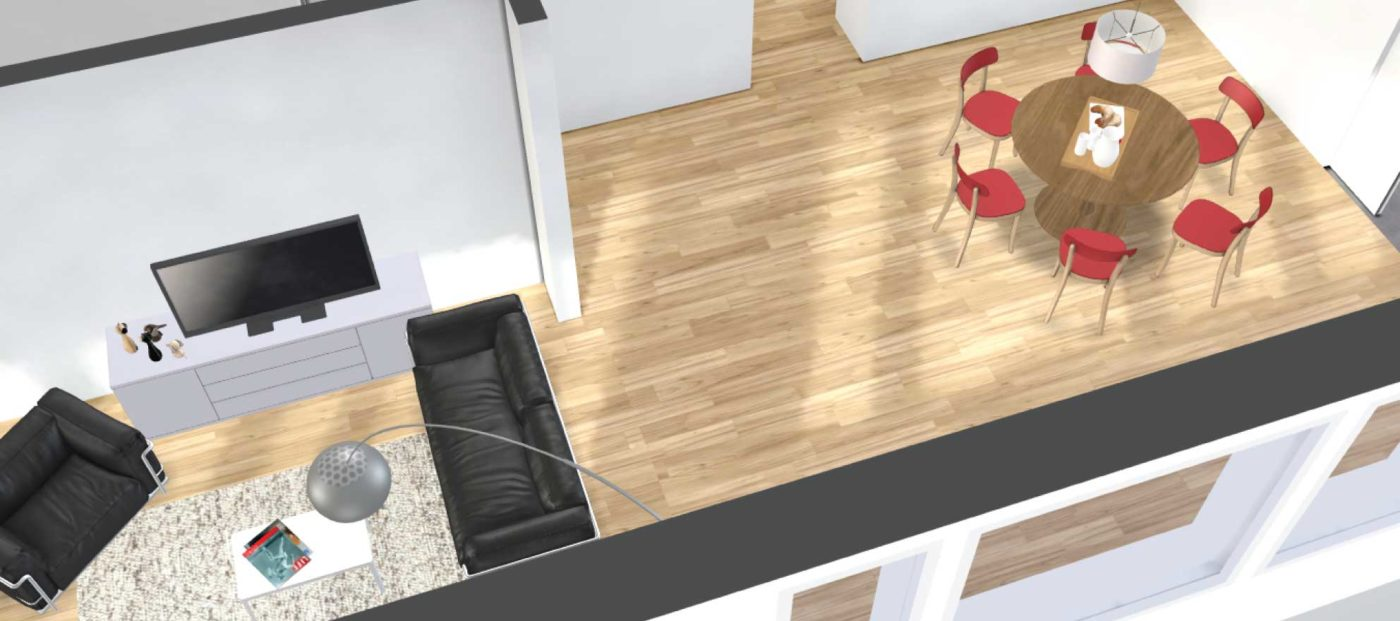 Archilogic 3-D home of the week -- and how engagement works in real estate