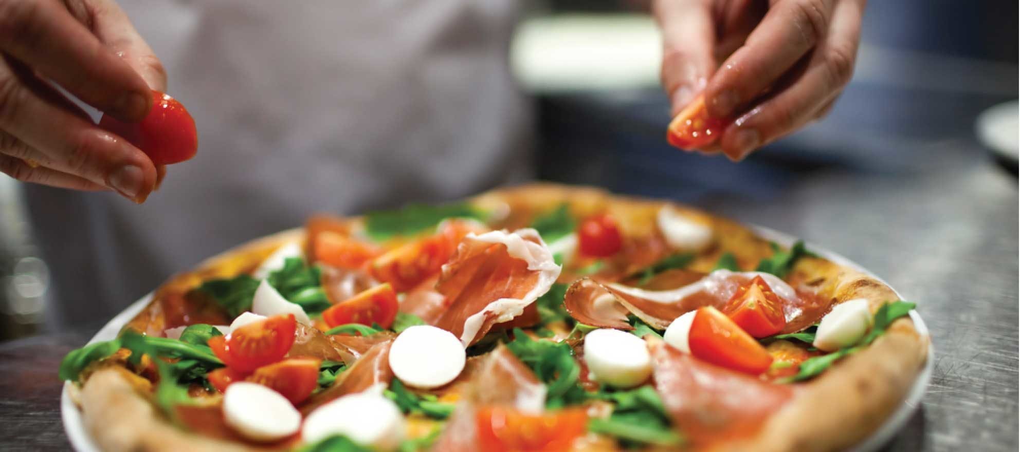 3 ways pizza can grease home sales