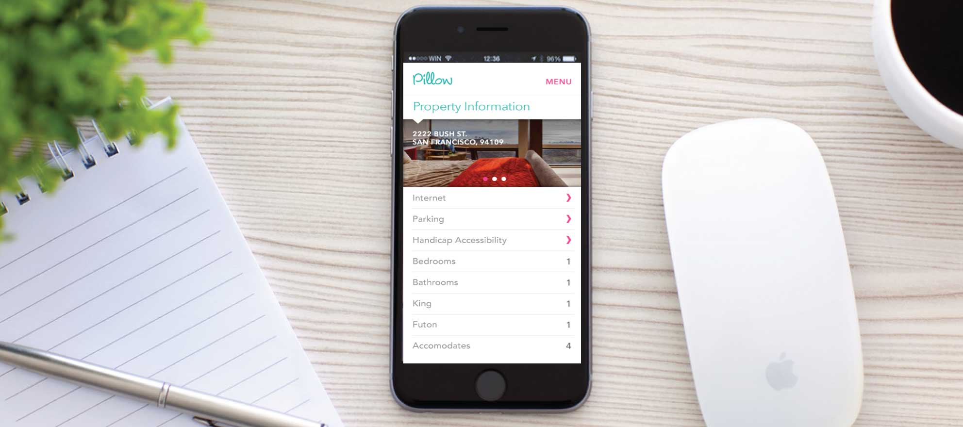 Pillow takes all the work out of owning a vacation rental