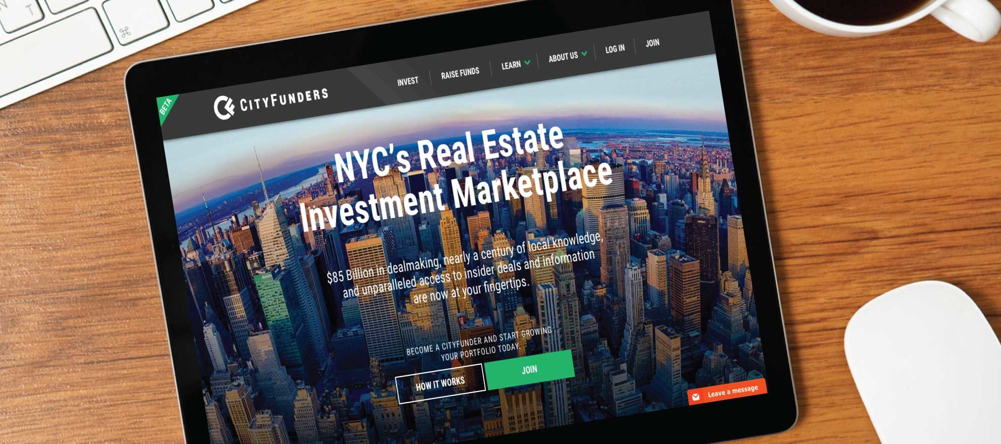 Crowdsourcing platform for New York investors takes bite out of Big Apple's complex real estate deals