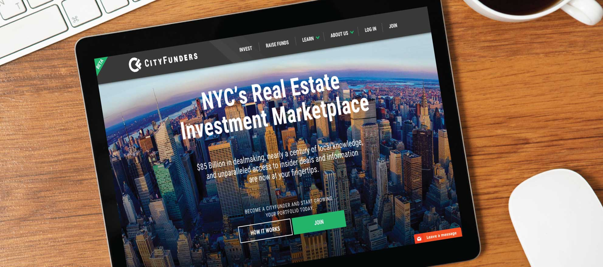 Crowdsourcing platform for New York investors takes bite out of Big Apple's complex real estate deals