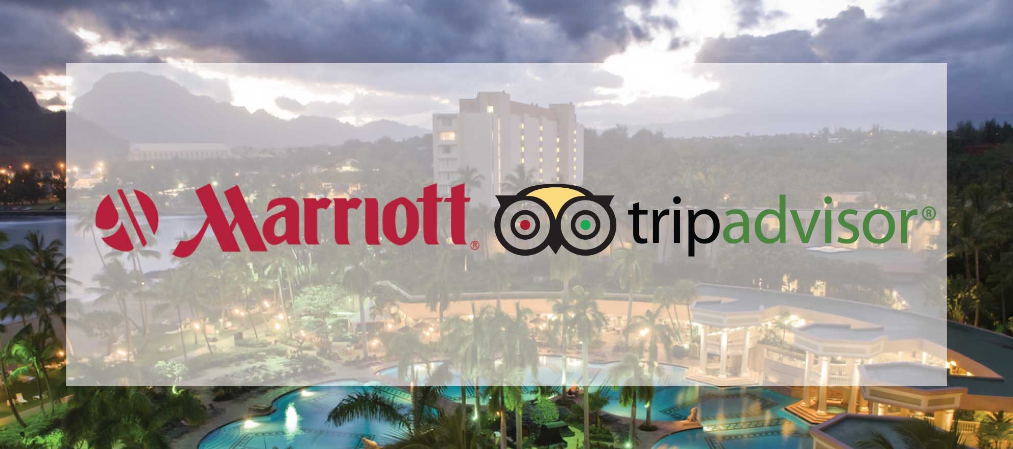 TripAdvisor and Marriott announce partnership to help boost both companies' growth