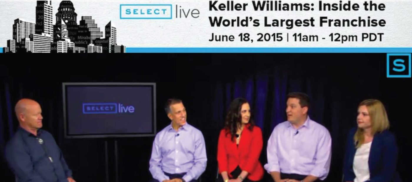 3 lessons from Keller Williams directors and CEO