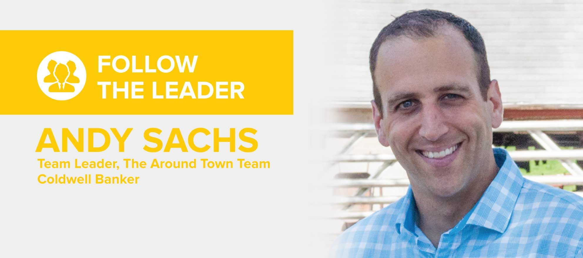 Andy Sachs: 'My passion in real estate is to be different and innovate'