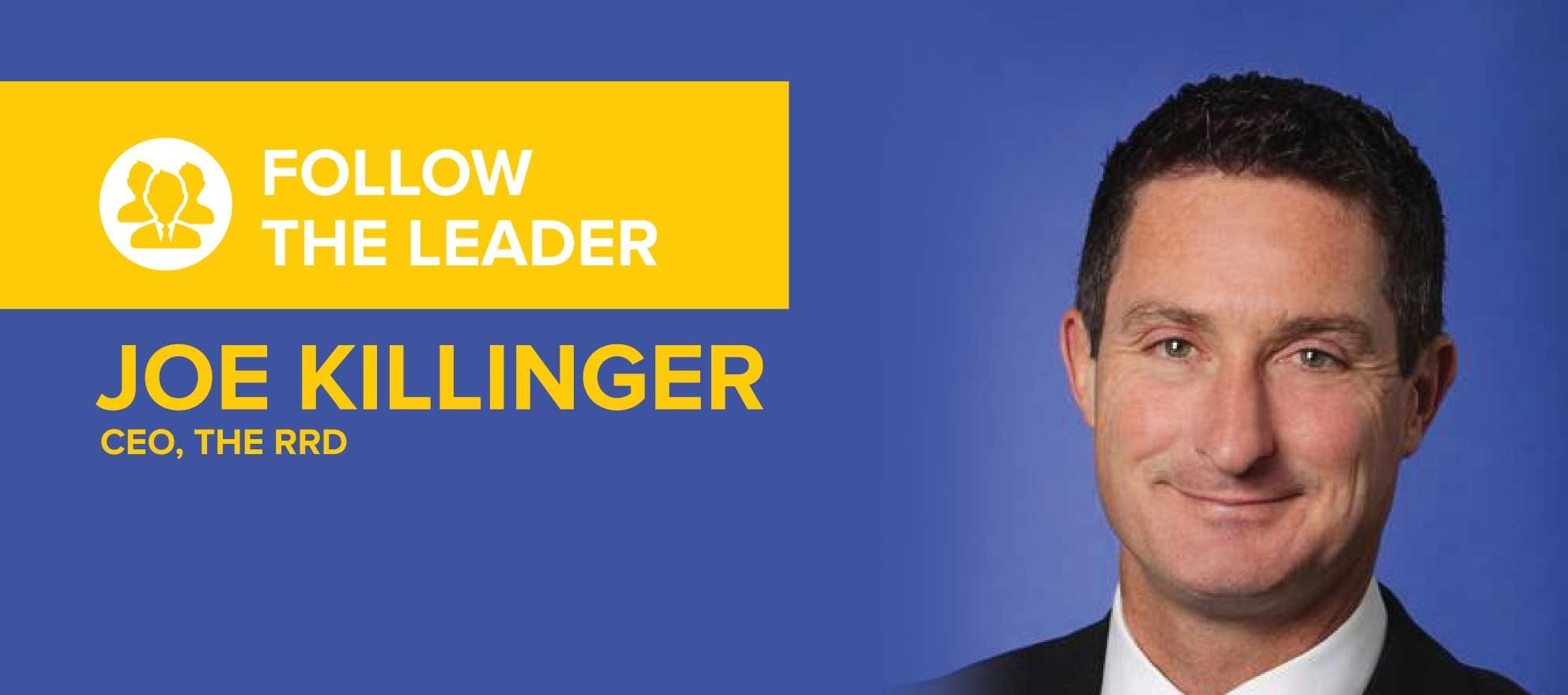 Joe Killinger: 'Successful agents will be adaptable to the ever-changing needs of their clients'