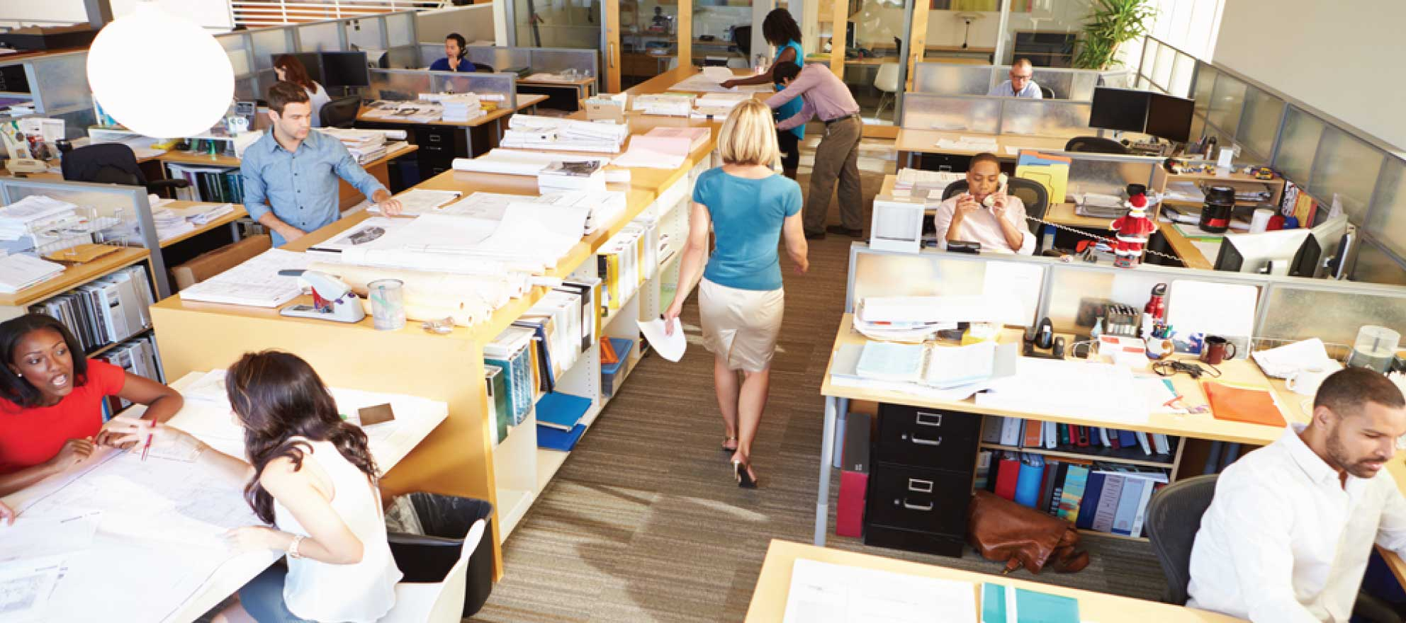 Office managers are unsung heroes -- so let's sing their praises