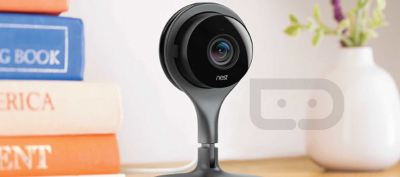 This could be Nest's 'nanny cam'