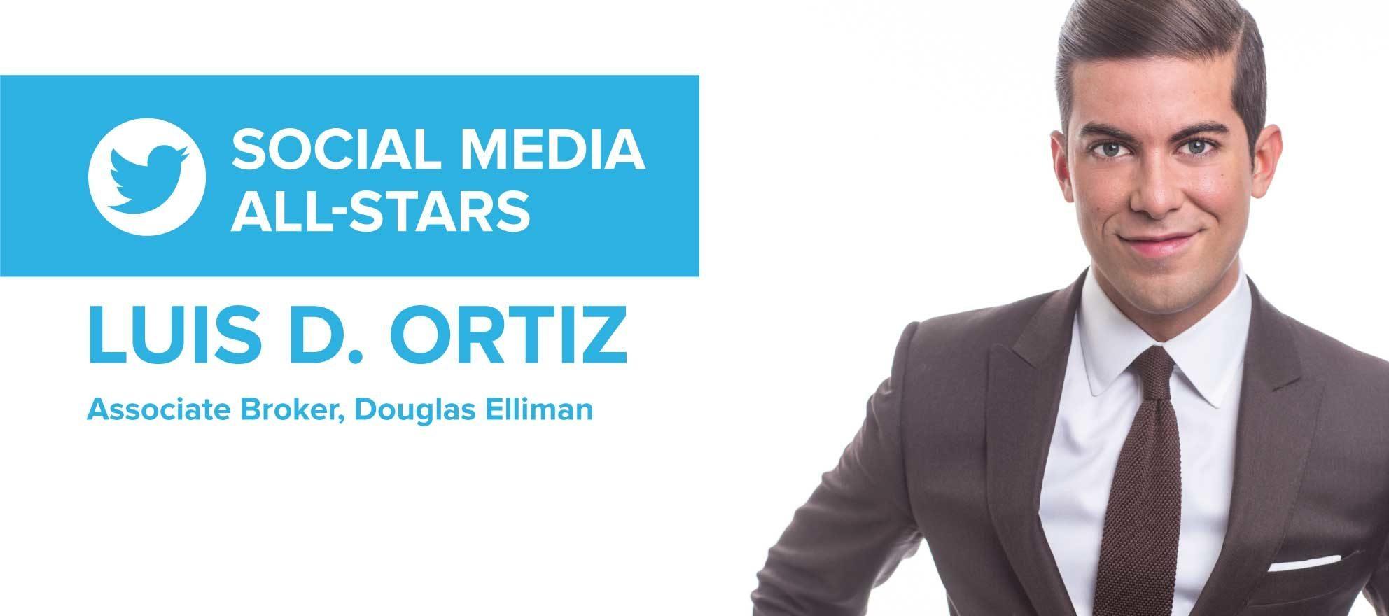 Luis D. Ortiz: 'I really love how immediate Twitter is'