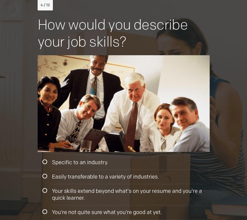 Livability Quiz Question