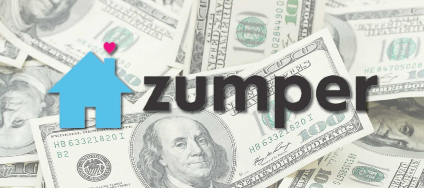 Rental site Zumper raises nearly $6.4M