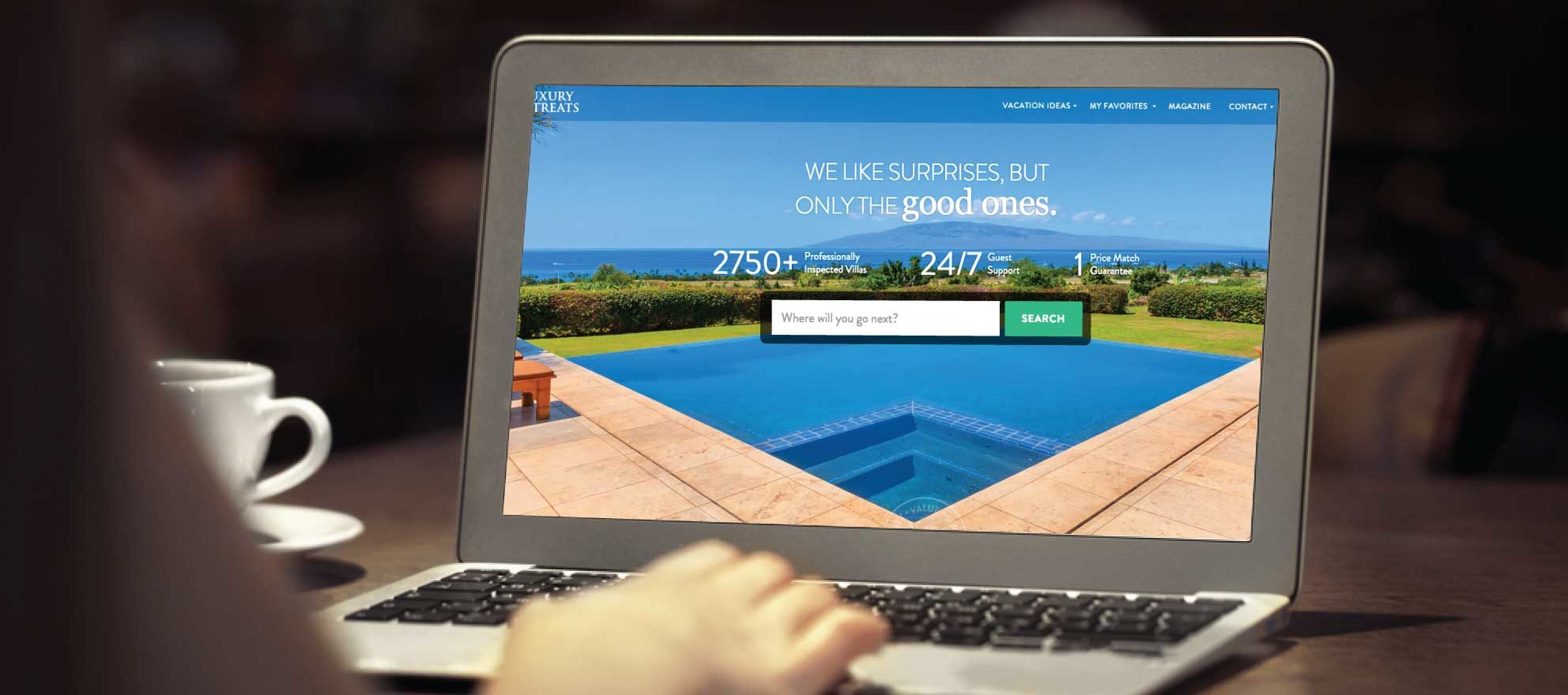 Luxury Retreats gets a boost from growing interest in short-term rentals