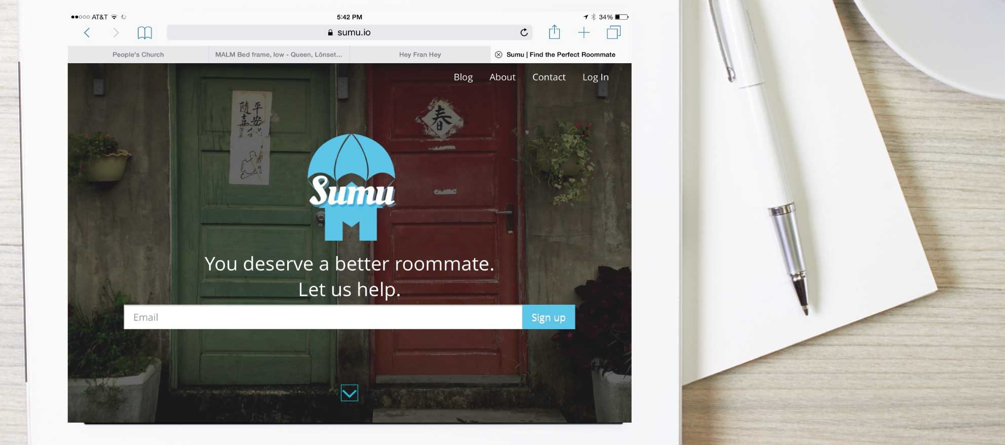 Sumu takes uncertainty out of finding a roommate in Boston