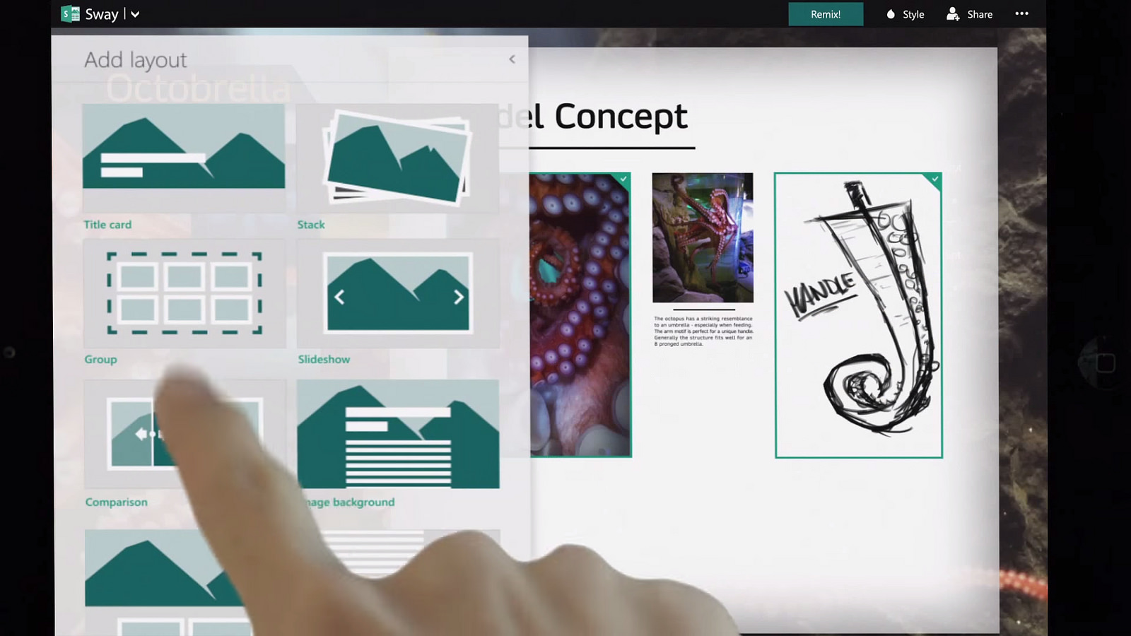 Can Microsoft's Sway supercharge your listing presentations?