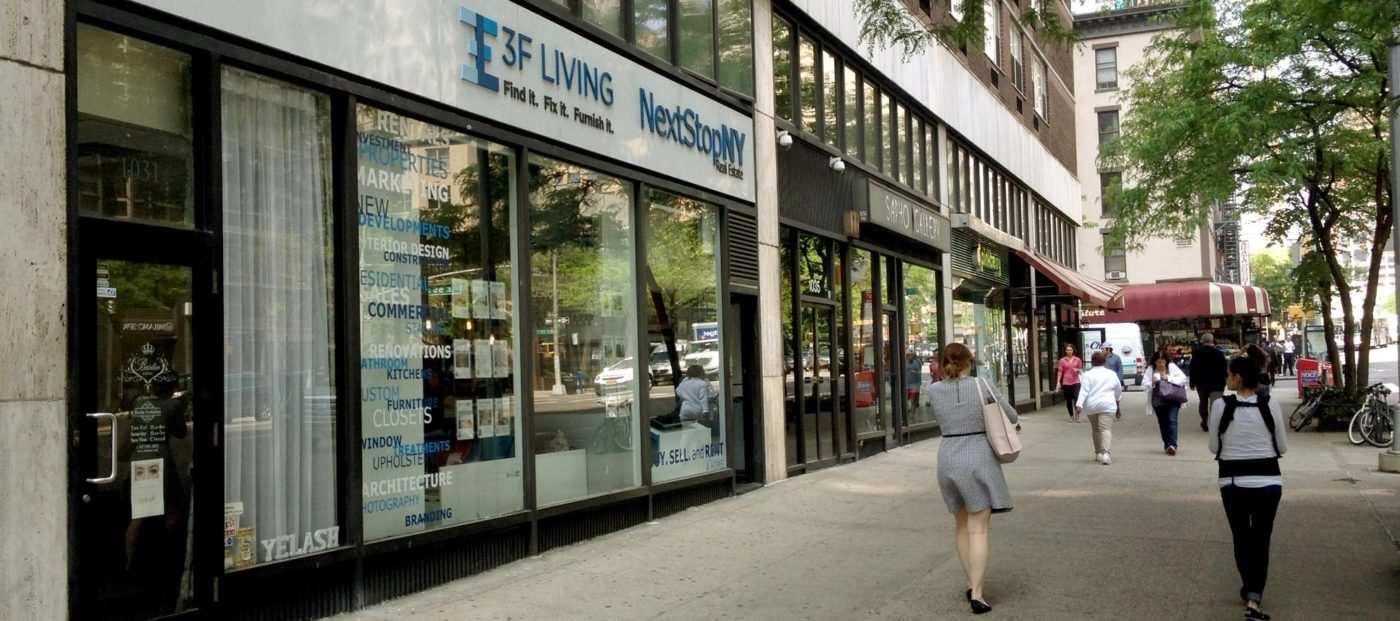 NextStopNY and 3F Living's shared office provides mutual benefit
