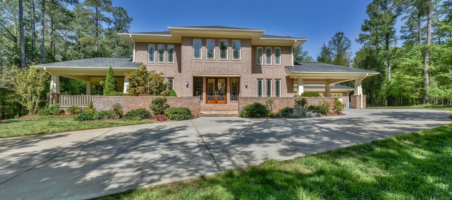 Listing of the day: Frank Lloyd Wright-inspired home