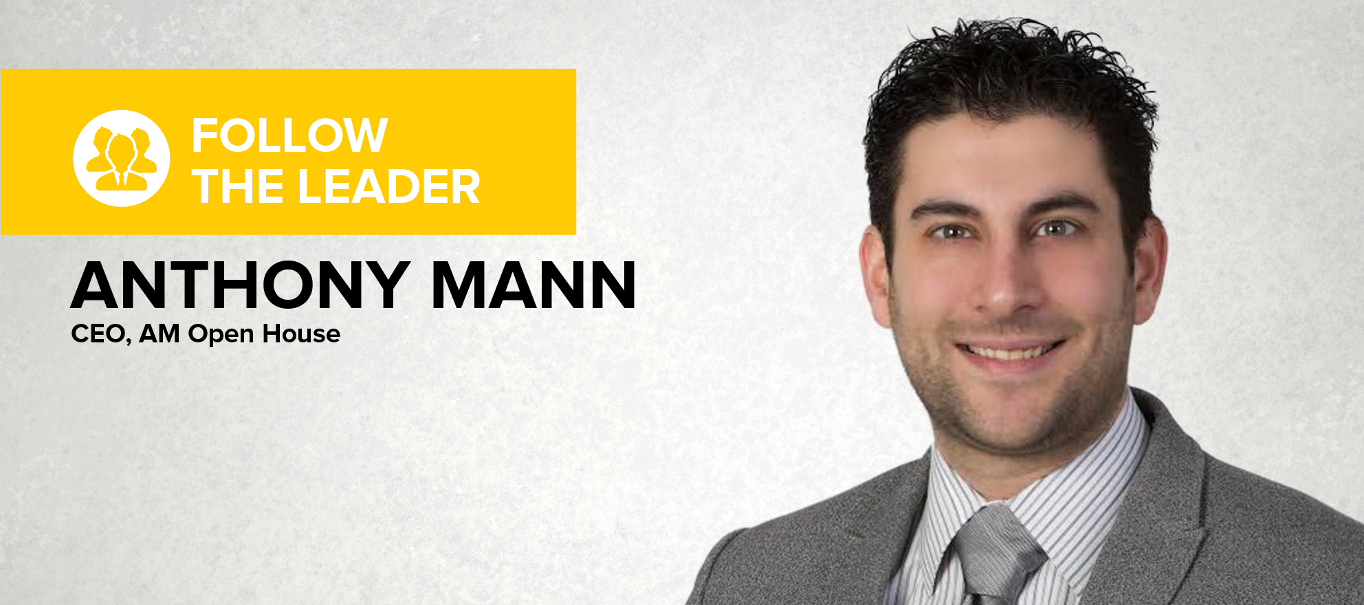Anthony Mann: 'Having one person on your side is invaluable'