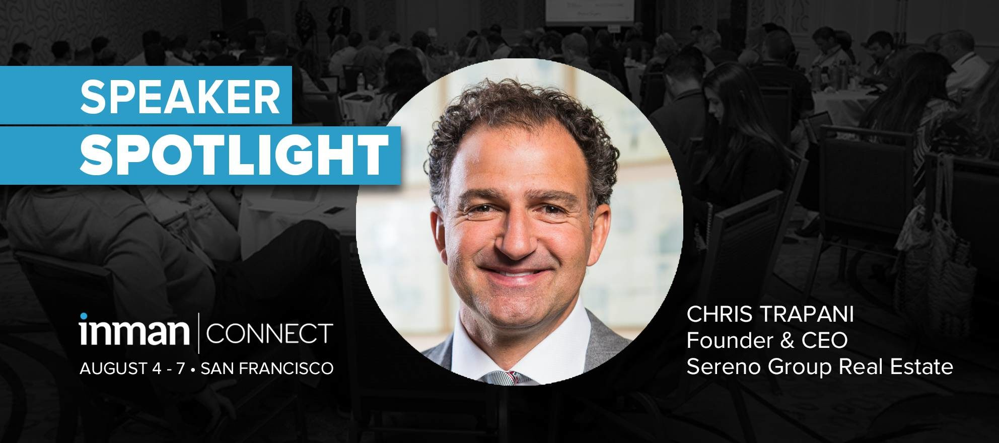 5 questions with ICSF speaker Chris Trapani