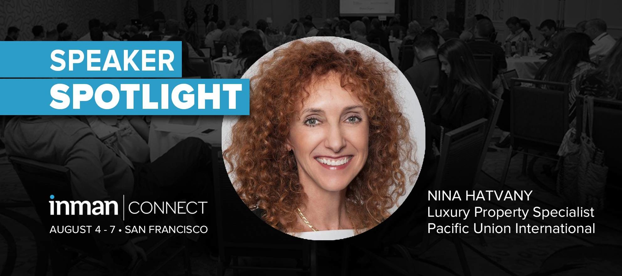 3 questions with ICSF speaker Nina Hatvany