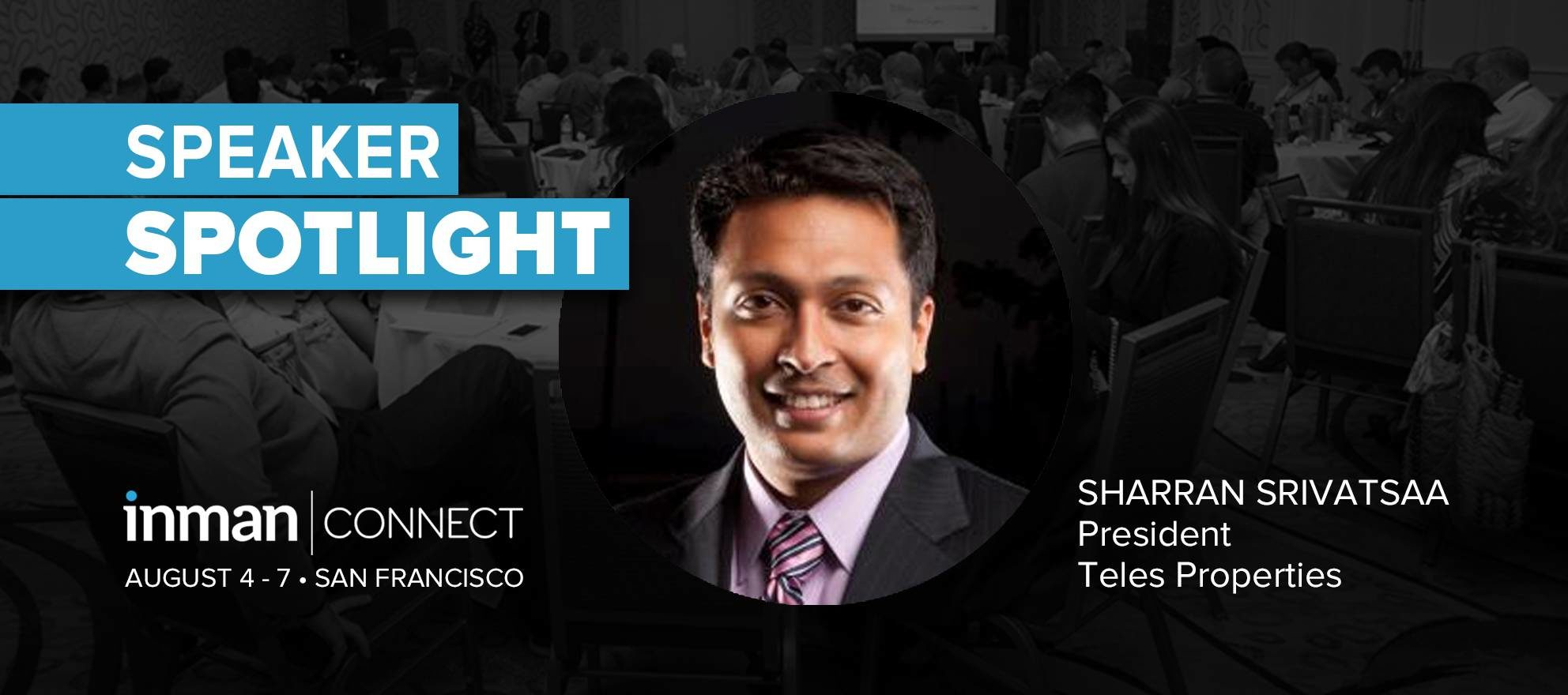 3 questions with ICSF speaker Sharran Srivatsaa