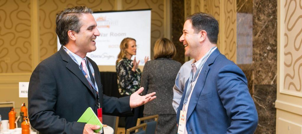 Will making friends with other Realtors help you get more business?