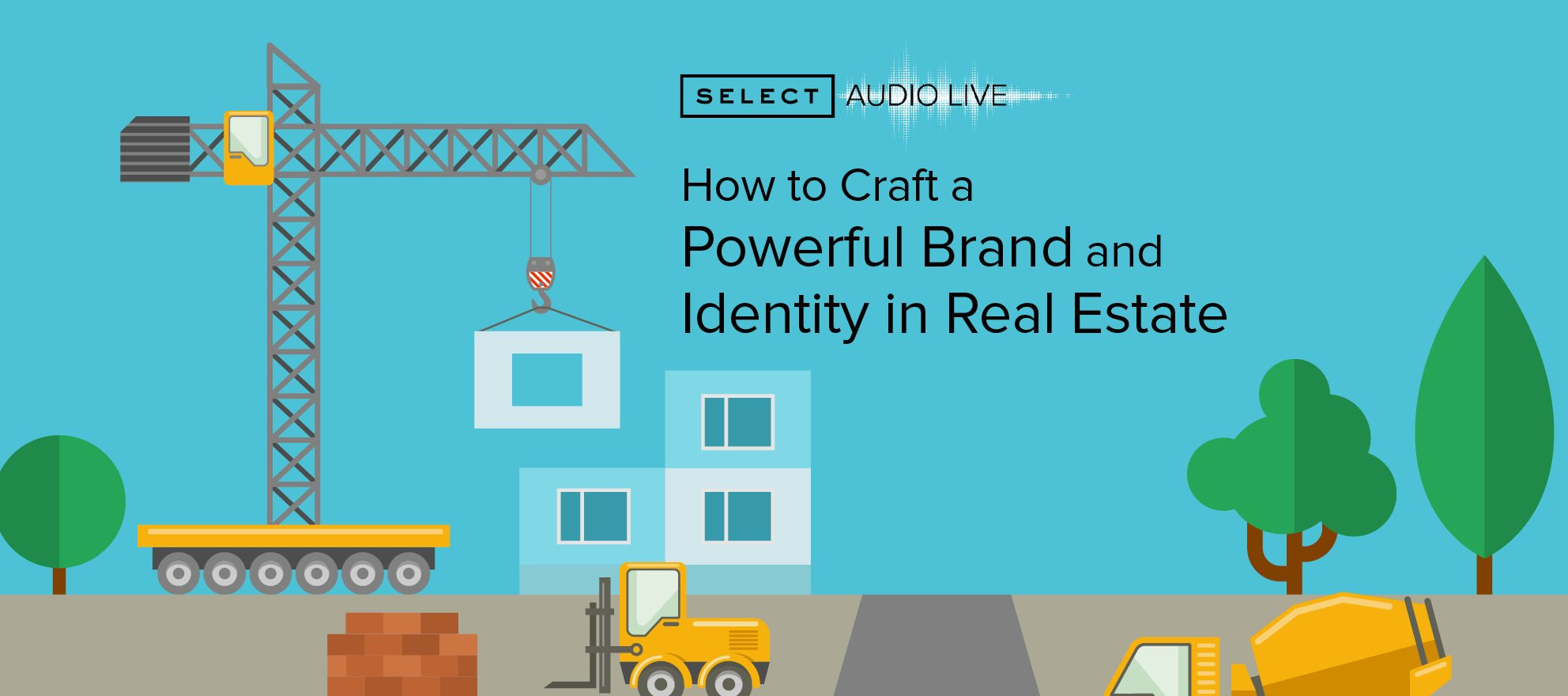 Learn the secrets of building a powerful real estate brand