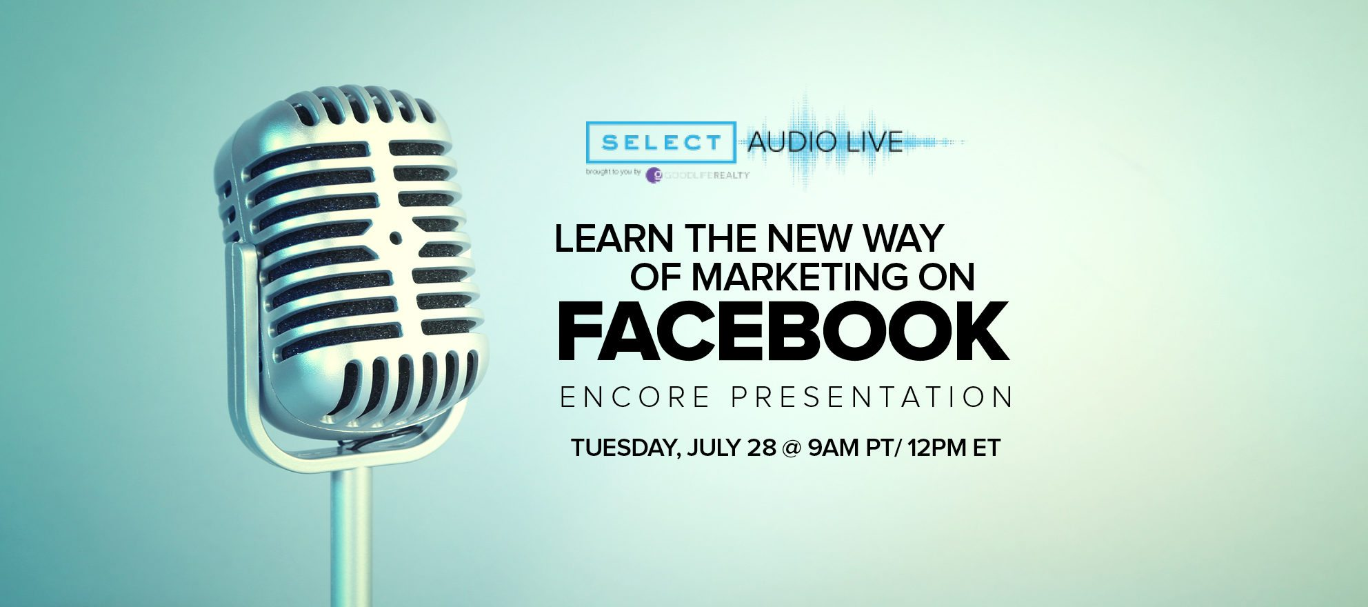 Garry Wise and Chris Scott share the new rules of marketing on Facebook