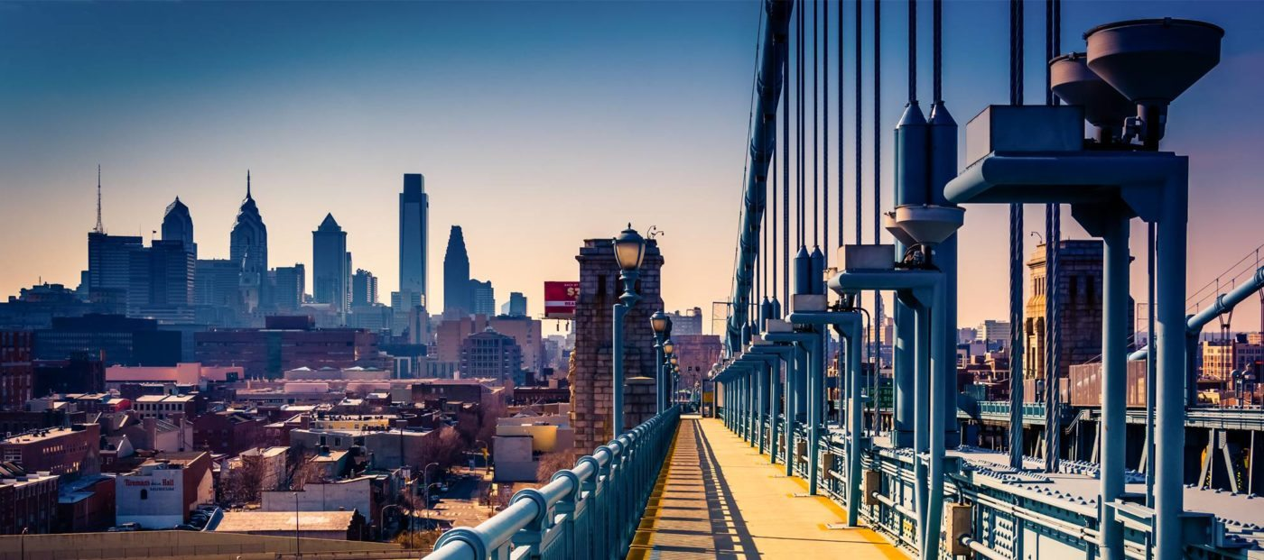 Real estate investors might be fleeing other markets, but they're still flocking to Philly