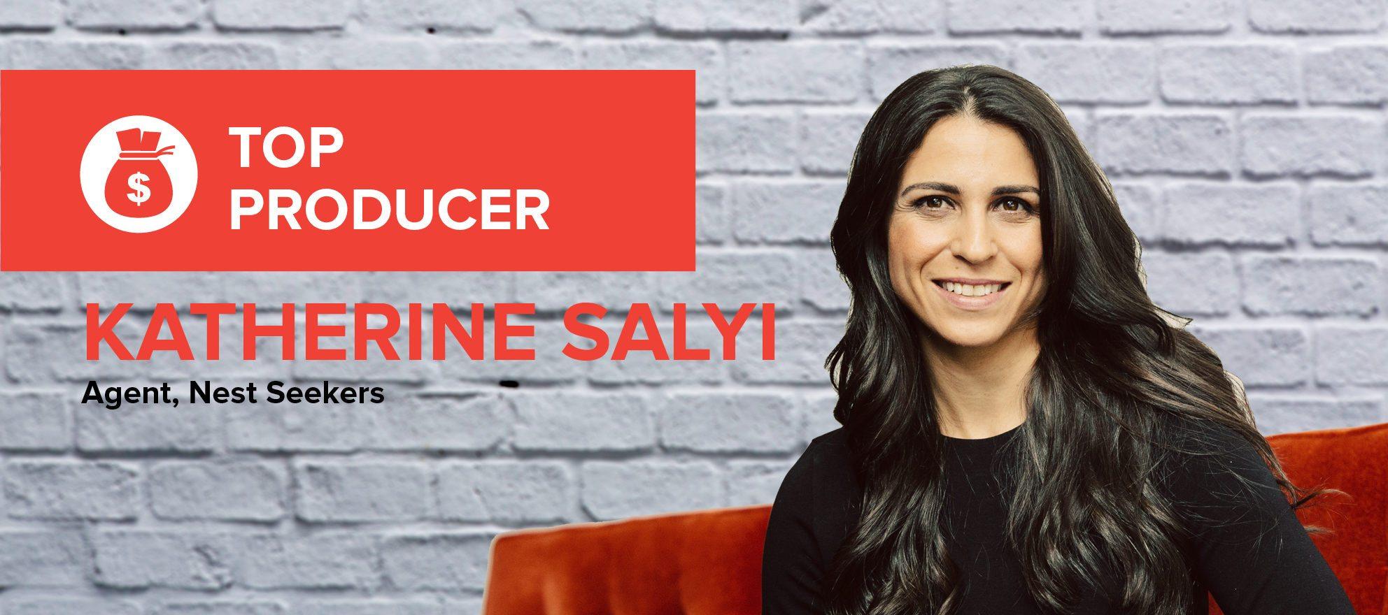 Katherine Salyi: 'I take ownership of everything I do'