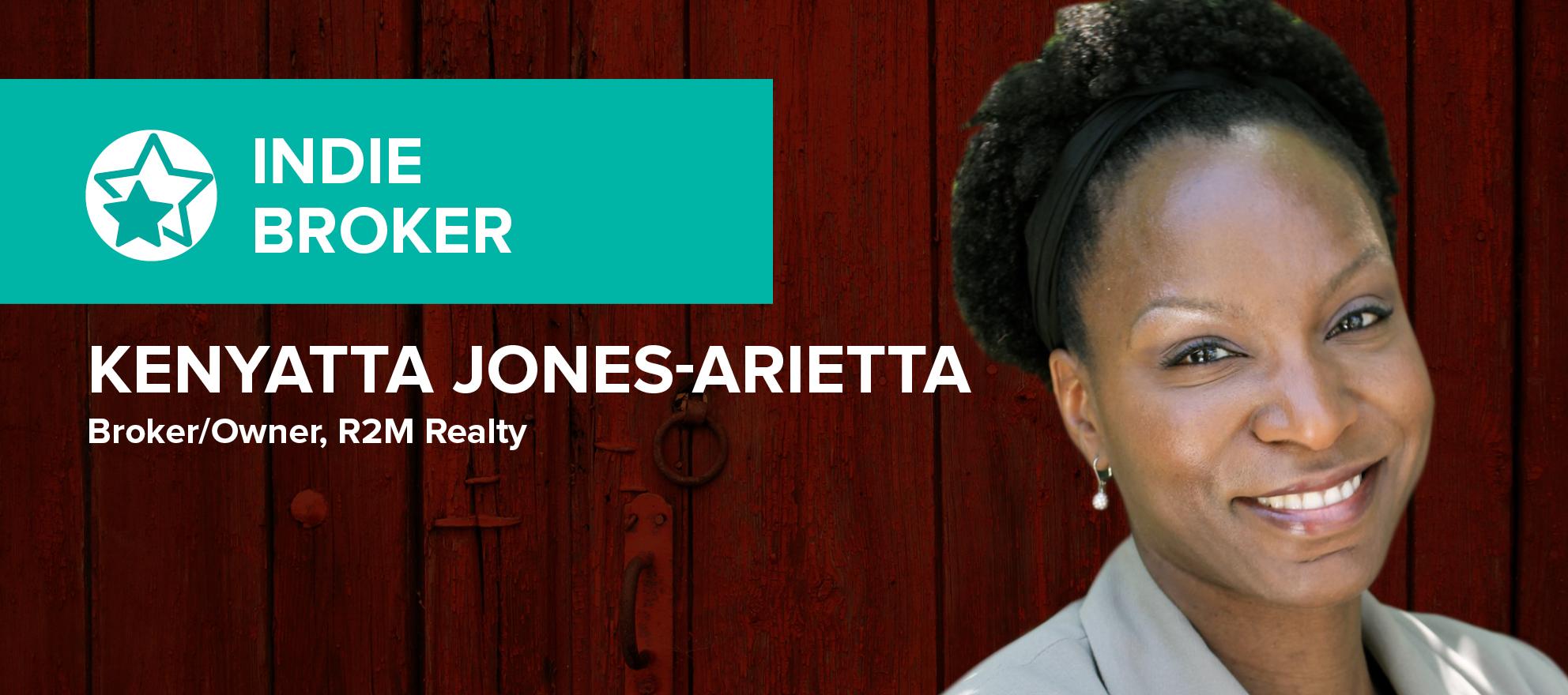 Kenyatta Jones-Arietta: 'The biggest difference is me'