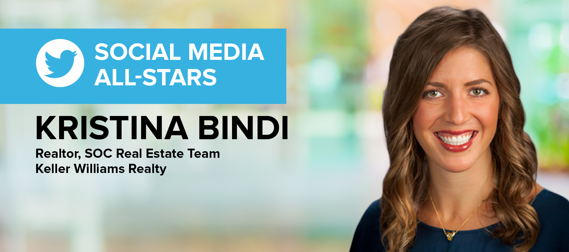 Kristina Bindi: 'Always reply to comments; be relatable, have a plan, track your results'
