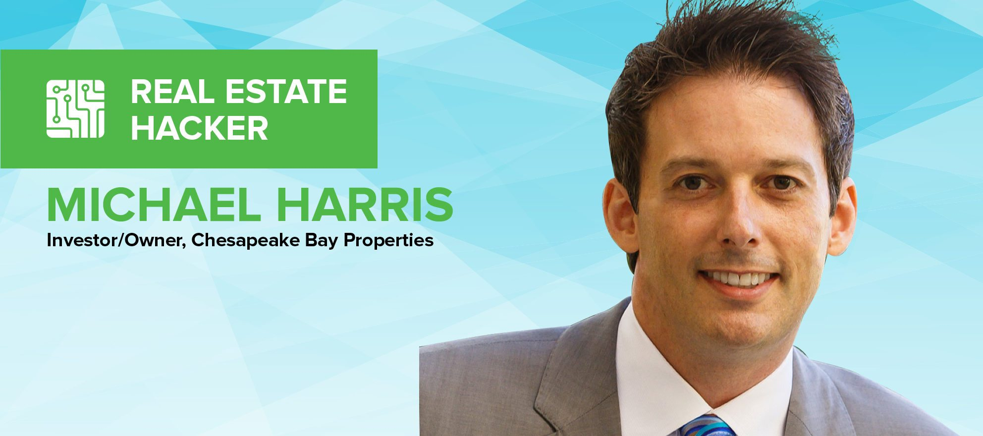 Michael Harris: 'We deliver exceptional results by always following the numbers'