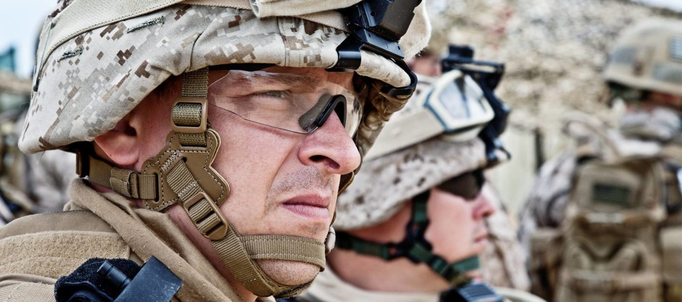 How to think like a soldier and act like an entrepreneur