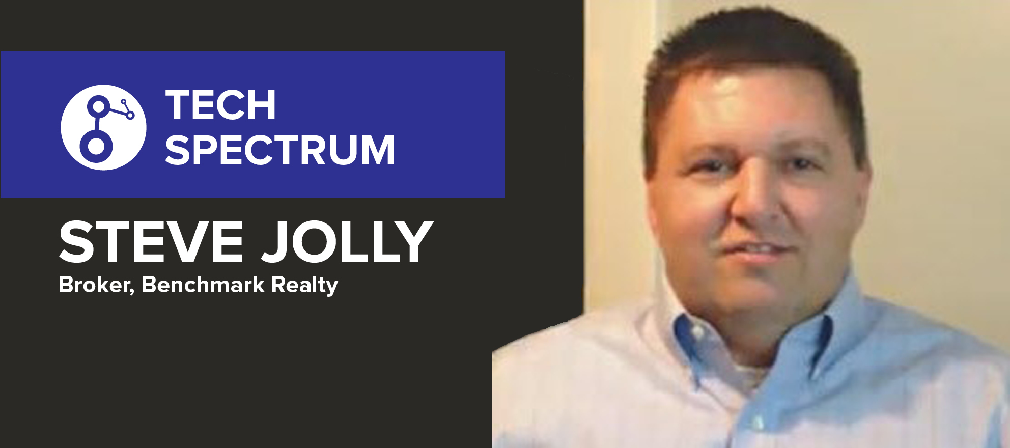 Steve Jolly: 'I could not work as effectively or efficiently without technology'