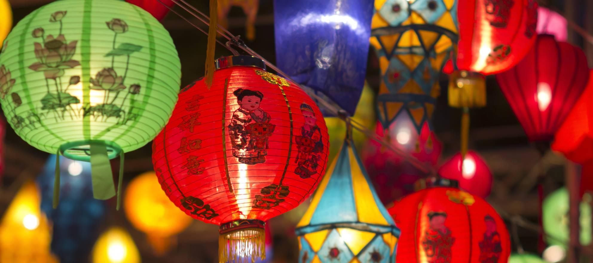 Chinese New Year buyers