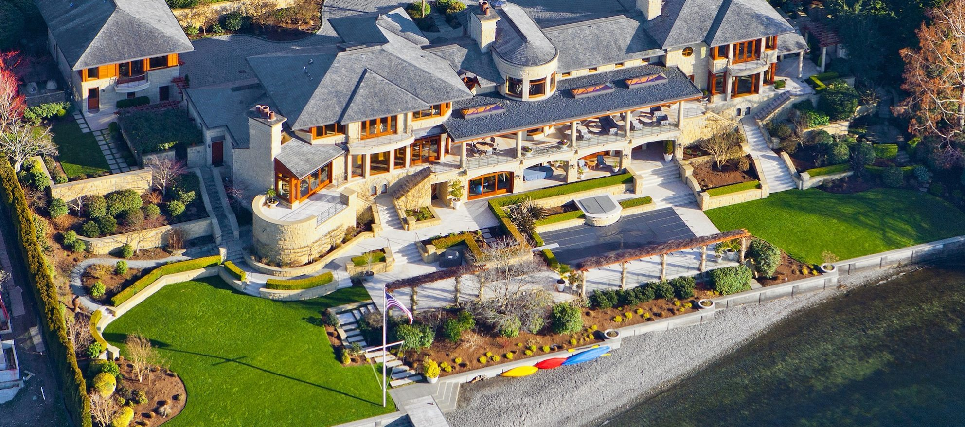 Luxury listing of the day: Bellalago on Lake Washington, Seattle