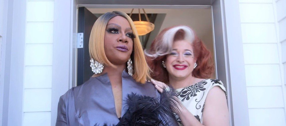 San Francisco broker uses drag queens to promote listing