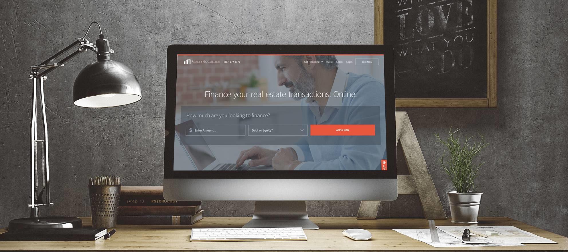 RealtyMogul.com raises $35M in latest bet on new financing method