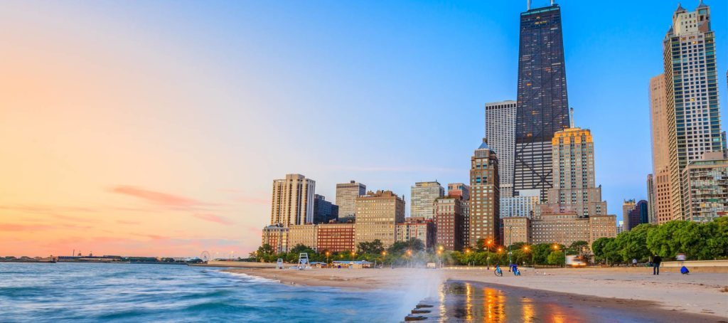 3 heat maps show Chicago's changing real estate landscape
