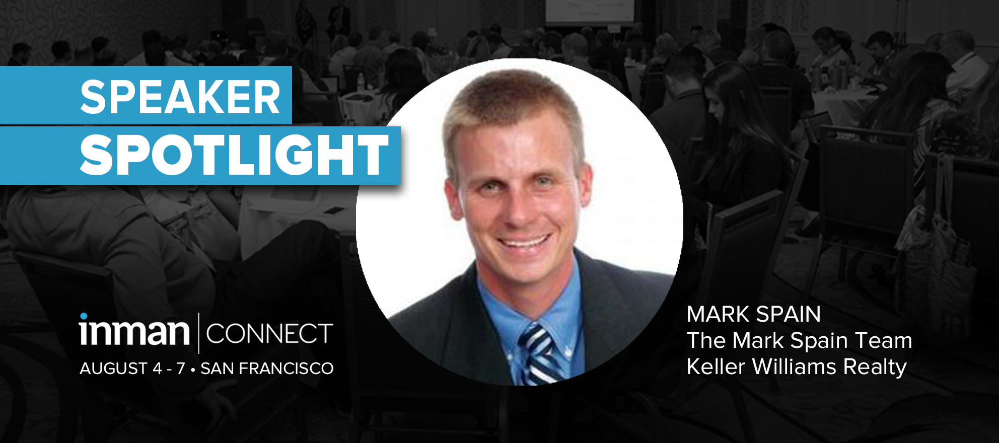 3 questions with ICSF speaker Mark Spain