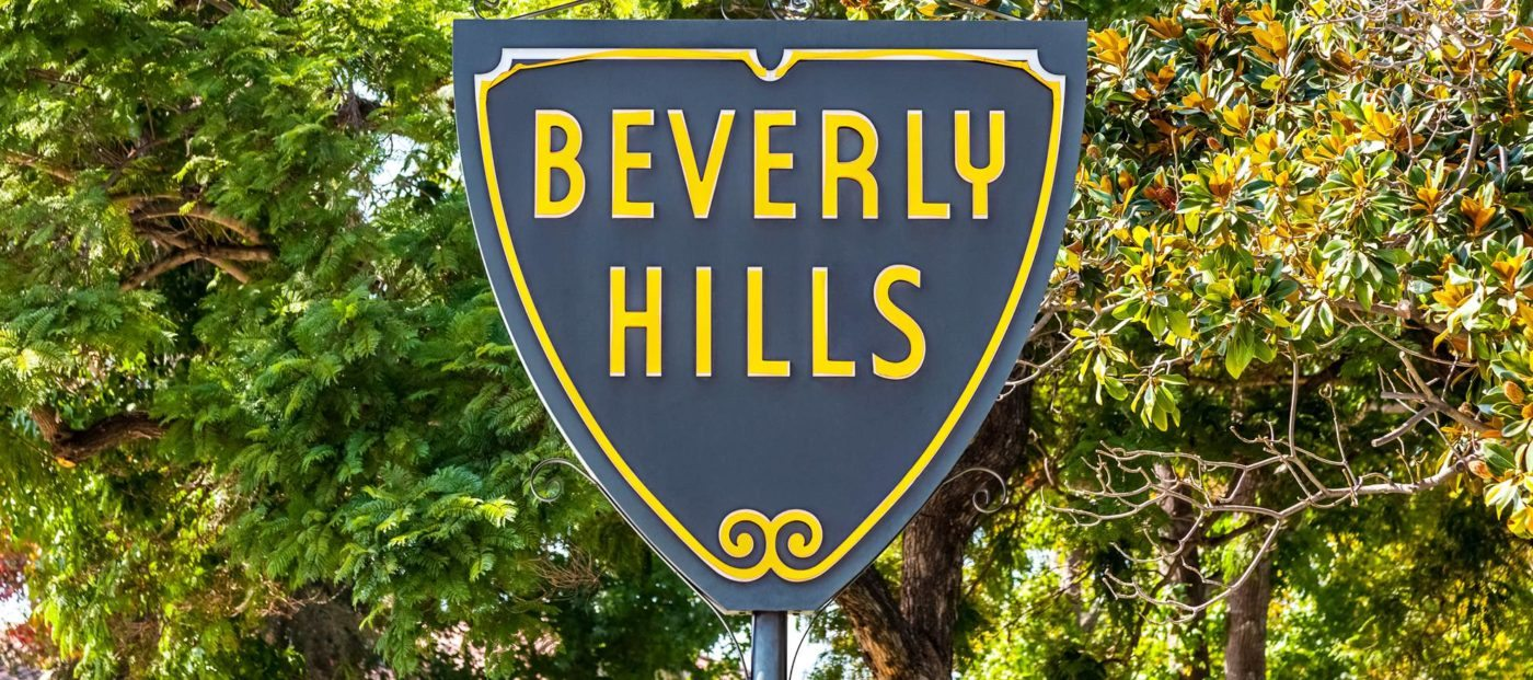 Beverly Hills Realtors fight for the right to post open house signage