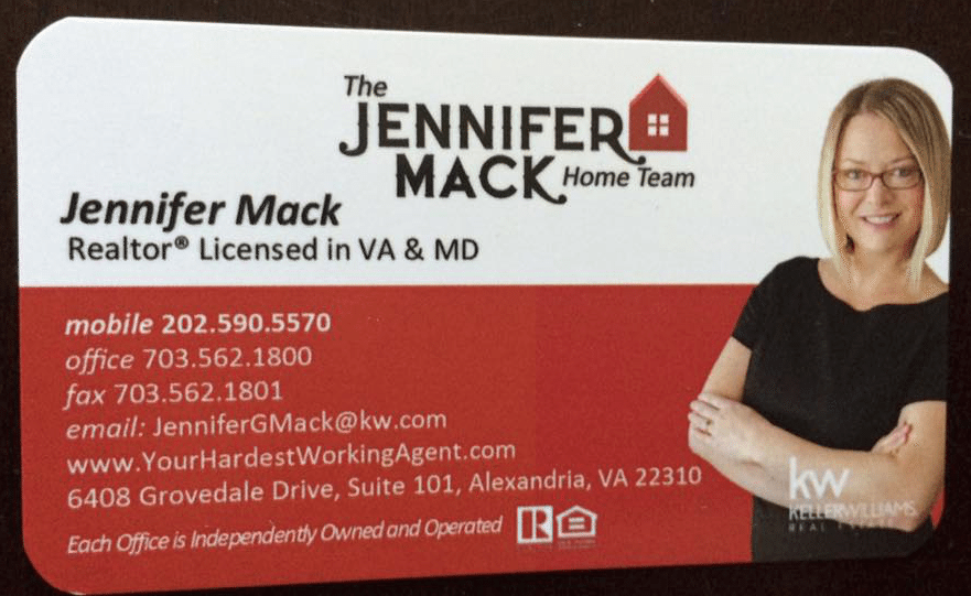 27 Real Estate Business Cards To Spark Design Ideas