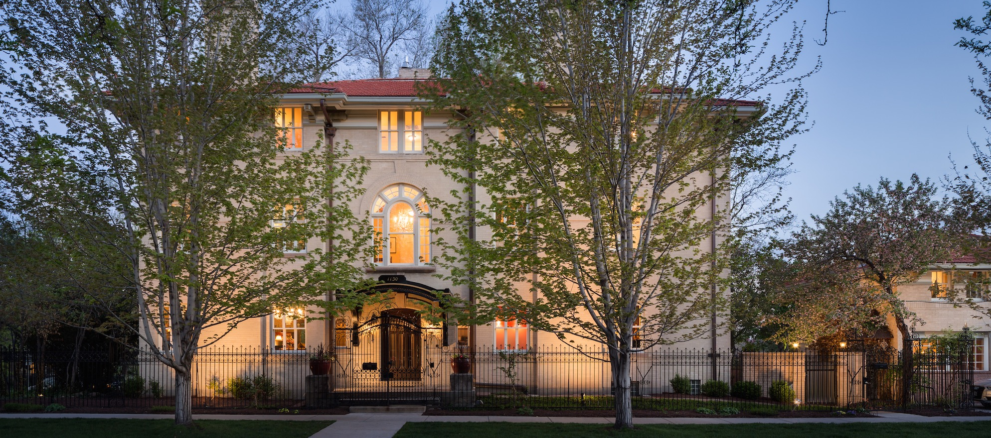 Luxury listing of the day: historic Fisher & Fisher Denver mansion