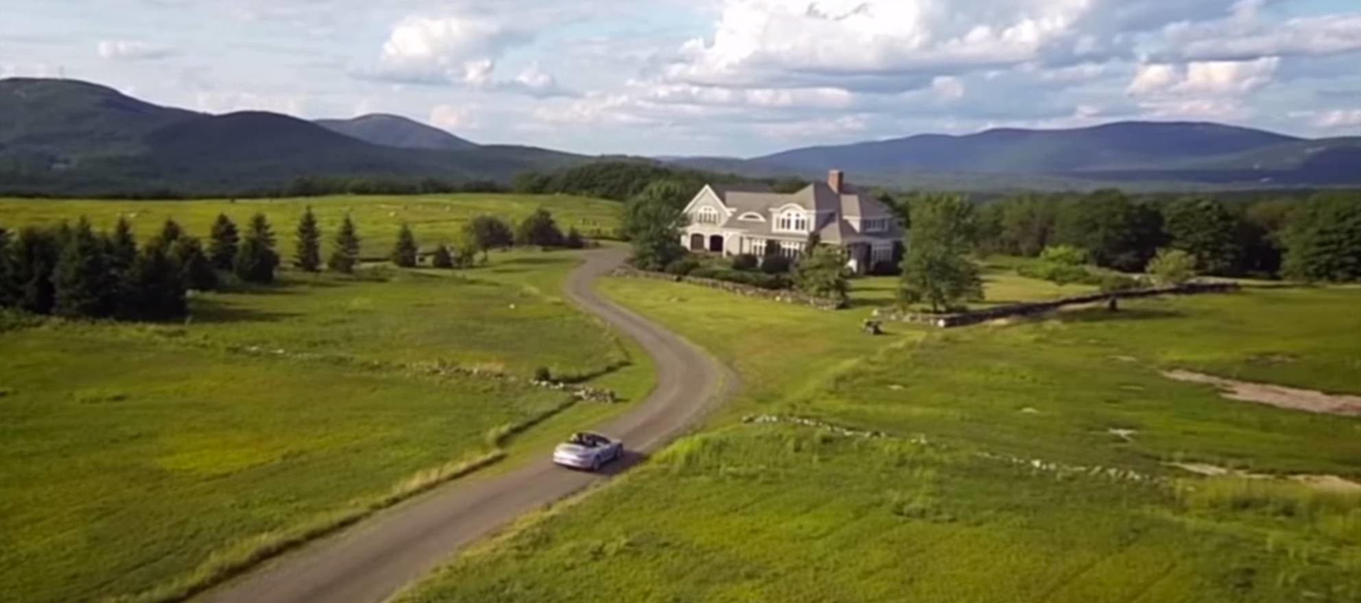 Video listing of the day: A breathtaking home with a touch of romance
