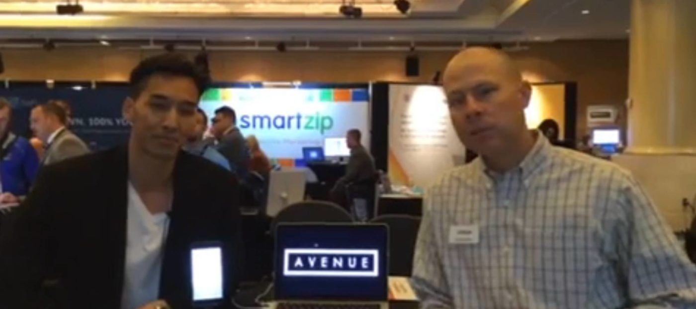 On the Startup Alley floor: Avenue