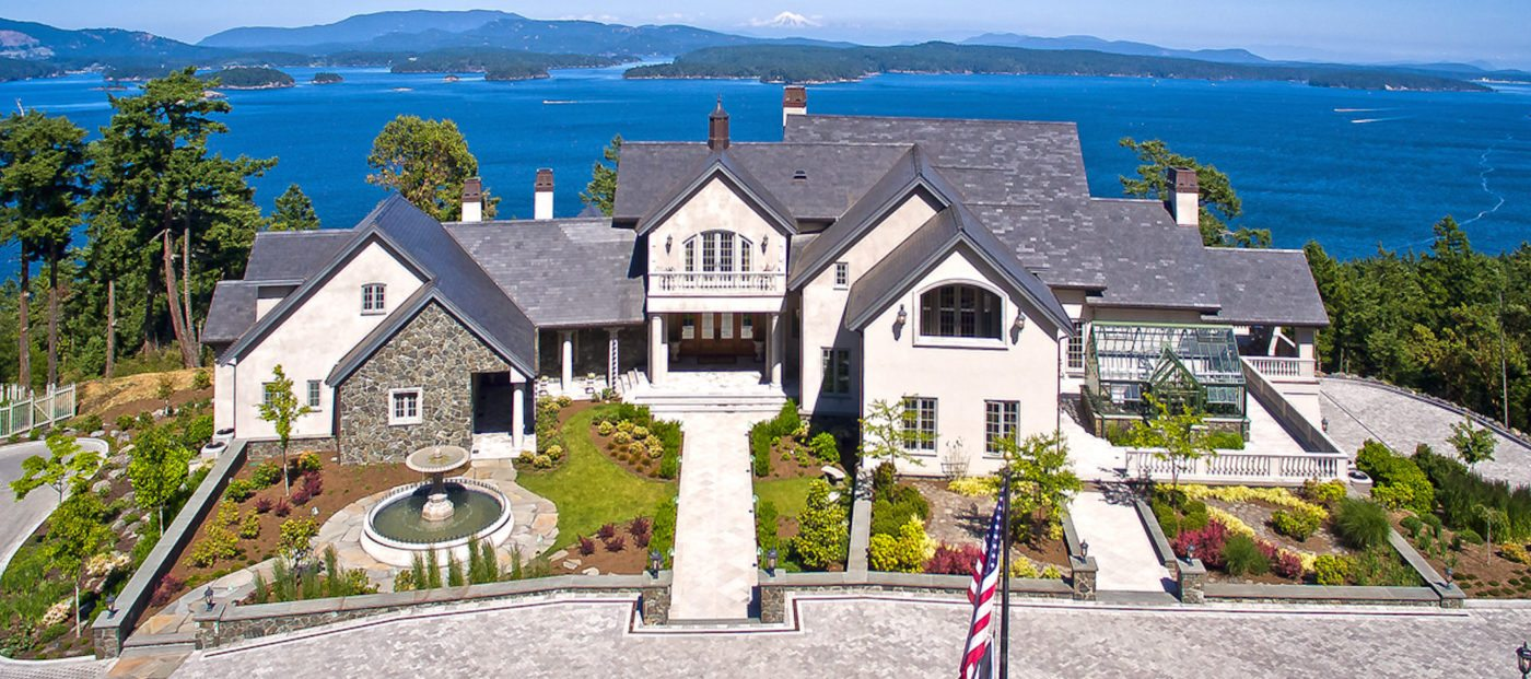 Luxury listing of the day: Eagle's Nest Estate on San Juan Island