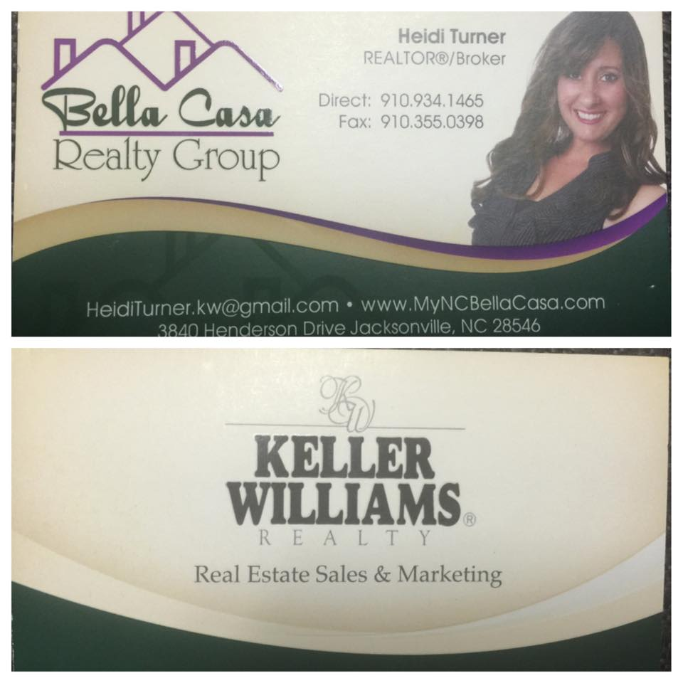 2 - Real Estate Business Card