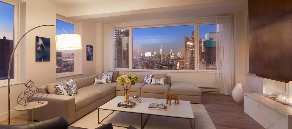 Luxury listing of the day: Bright, airy penthouse in Tribeca, NYC